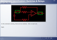 Component Identification: Switches & Relays